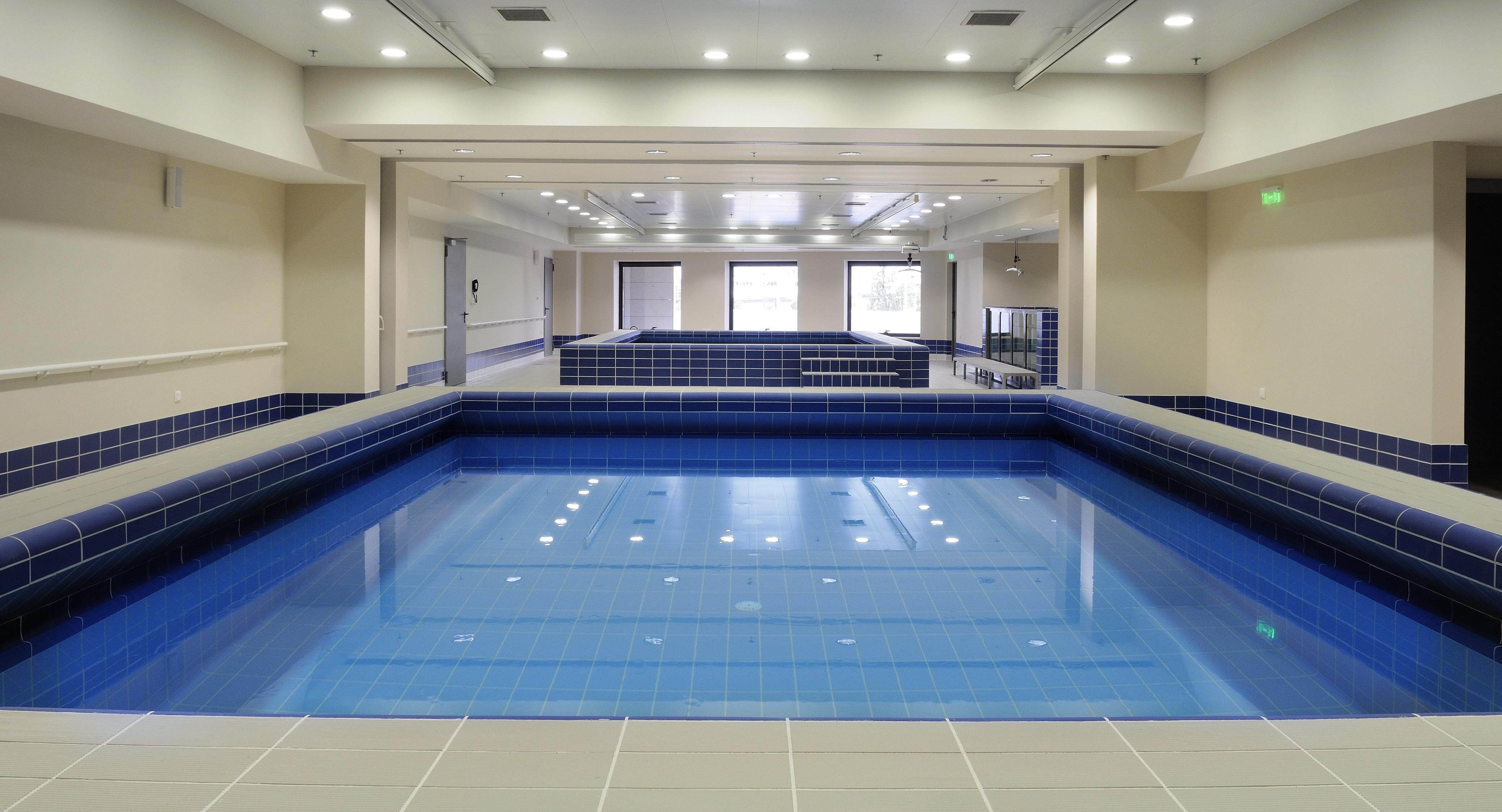 Κολυμβητήριο Baby Swimming Ιχθύς EUROMEDICA - Αρωγή